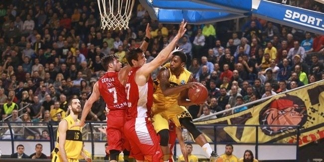 Last 32 Round 6 report: Aris goes out strong at home against Milan
