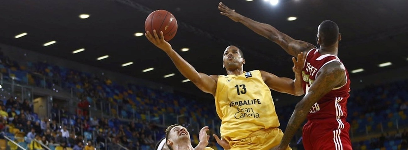 Inside the eighthfinals: Herbalife Gran Canaria Las Palmas - Limoges CSP