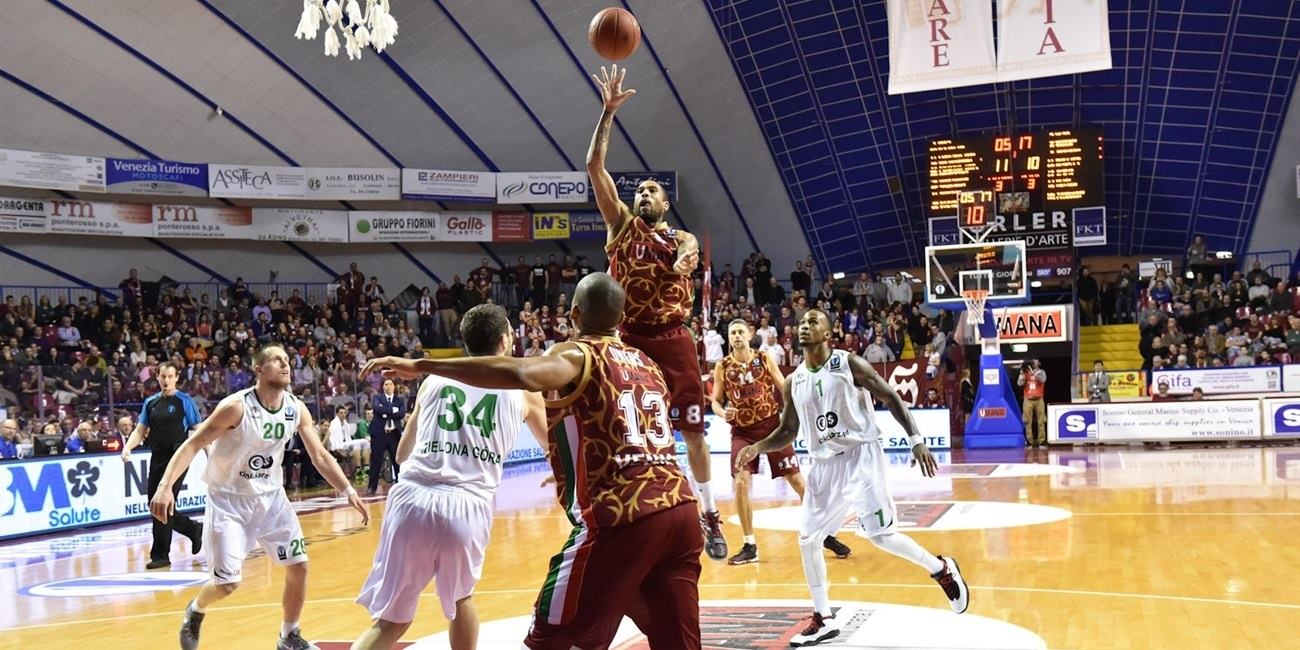 Jarrius Jackson - Umana Reyer Venice - EC15 (photo Reyer Venice)