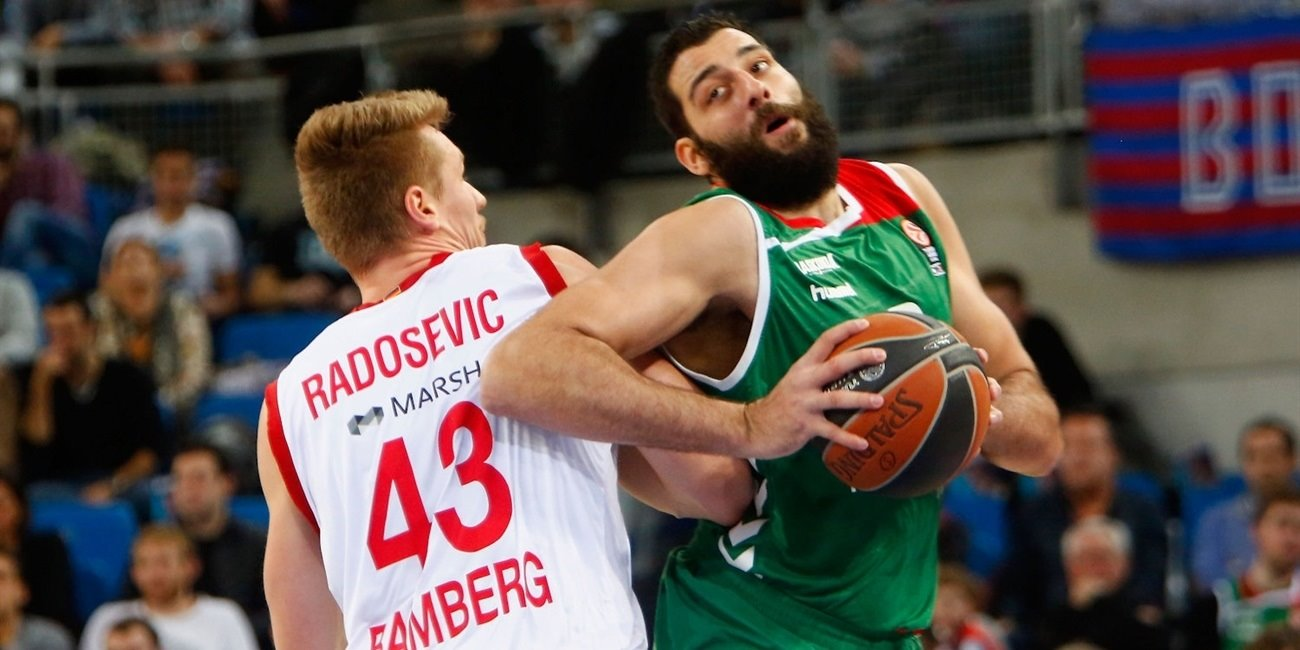 Top 16, Round 7 report: Laboral Kutxa crushes Bamberg to keep pace atop Group F
