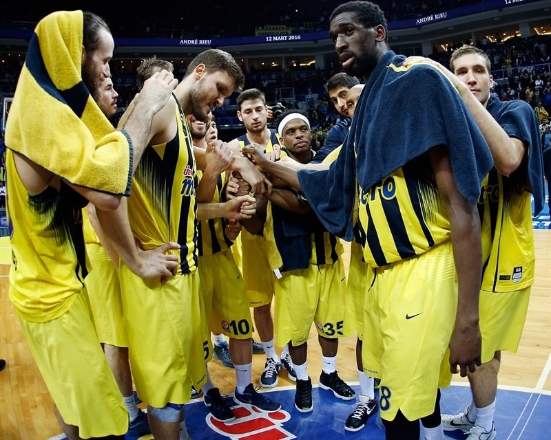 Players Fenerbahce Istanbul - EB15