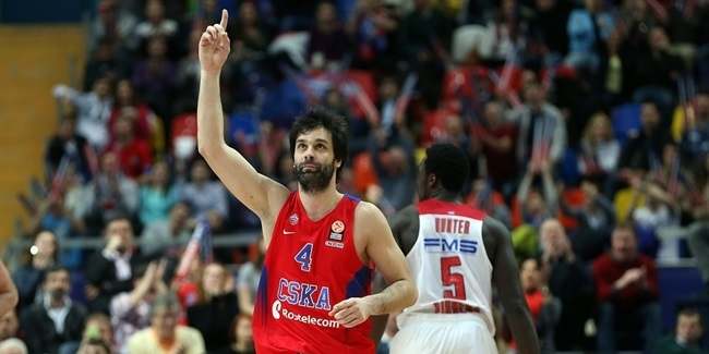 Top 16, Round 7 report: CSKA Moscow holds off Olympiacos to keep share of top spot in Group F