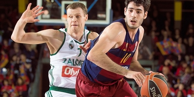 Top 16, Round 7 report: Barcelona downs Zalgiris as Navarro shines again