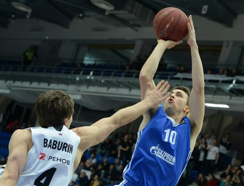 Ryan Toolson 2- Zenit St Petersburg - EC15 (photo Nizhny Novgorod)