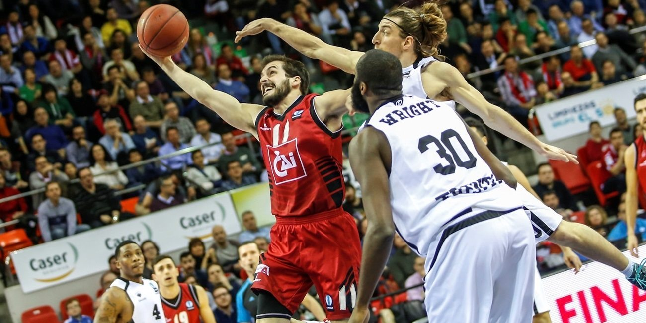 Eighthfinals Game 1 report: Bellas's last-second basket lifts CAI over Trento