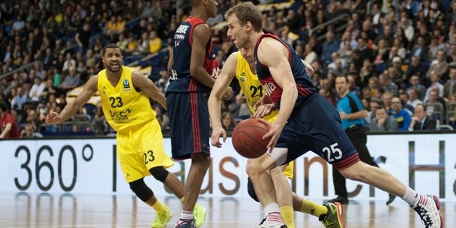 Eighthfinals, Game 1: ALBA Berlin vs. FC Bayern Munich