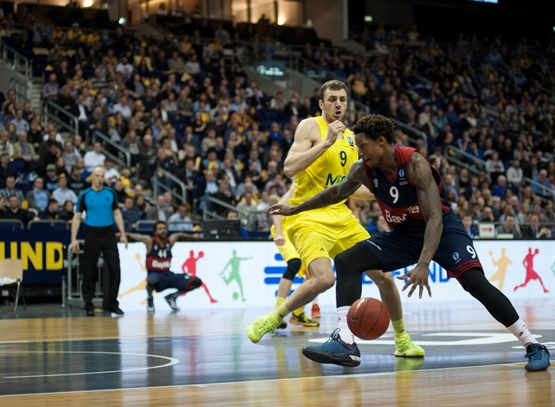 Deon Thompson - FC Bayern Munich - EC15 (photo Patrick Albertini)