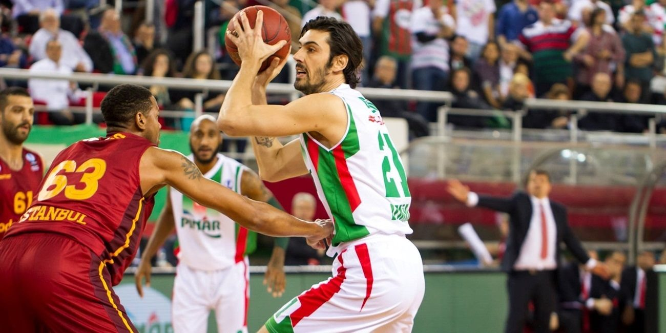 Eighthfinals Game 1 report: Karsiyaka edges Galatasaray in Game 1 of all-Turkish series