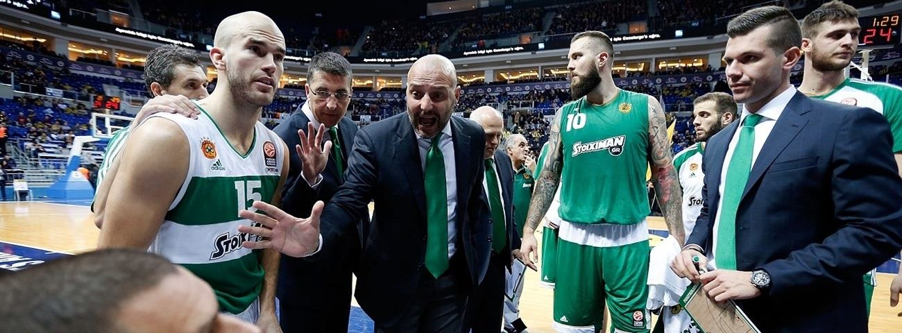Panathinaikos, Coach Djordjevic part ways