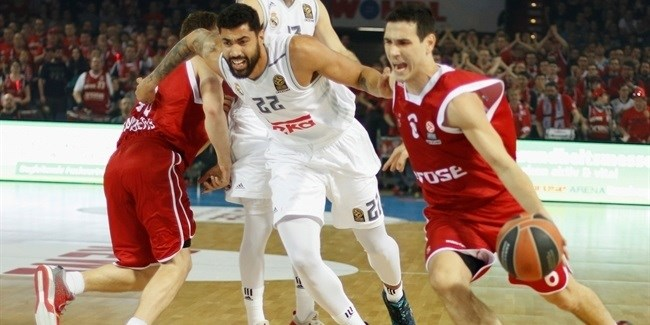 Top 16, Round 8: Brose Baskets Bamberg vs. Real Madrid