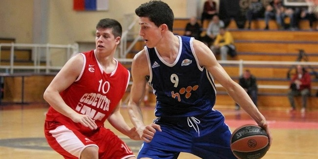 Partizan grabs young star Gegic