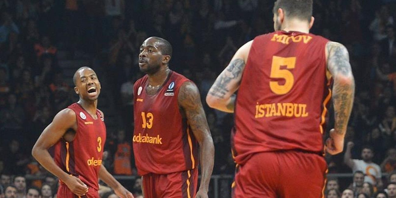 Eighthfinals Game 2 report: Galatasaray storms into quarterfinals