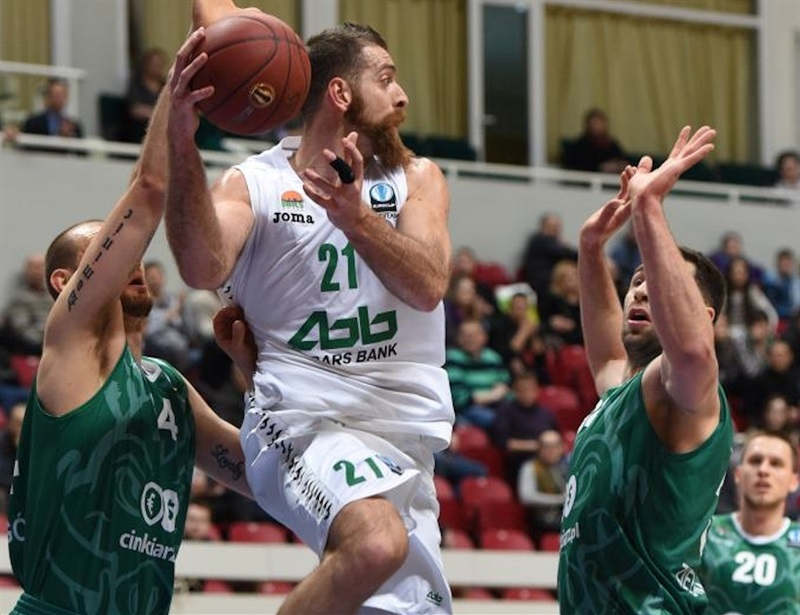 Kostas Kaimakoglou - Unics Kazan - EC15 (photo Unics)