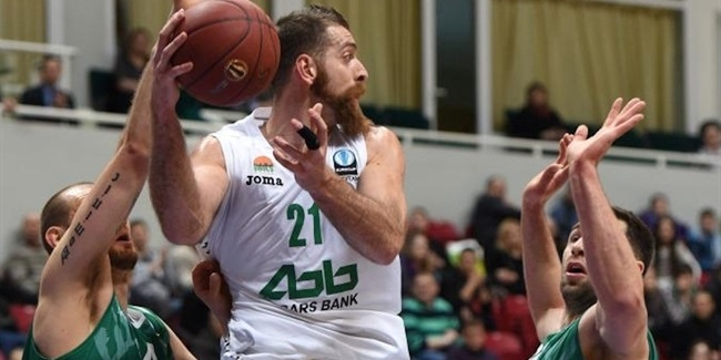 Eighthfinals, Game 2: Unics Kazan vs. Stelmet Zielona Gora