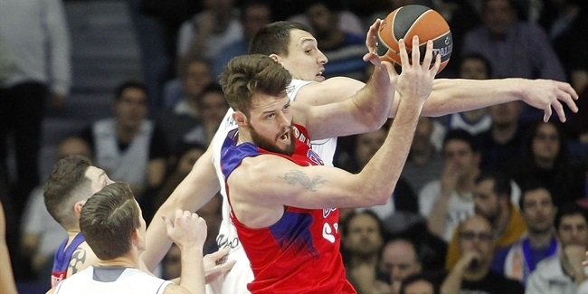 CSKA's Freeland out for the season, Khryapa and Korobkov, ready to return