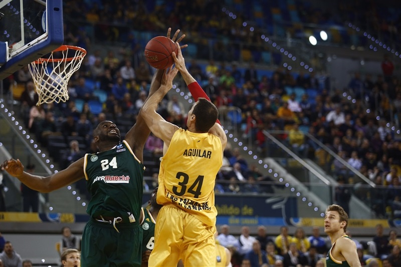 Ali Traore - Limoges CSP - EC15 (photo Gran Canaria)