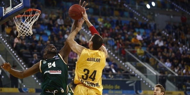Eighthfinals, Game 2: Herbalife Gran Canaria Las Palmas vs. Limoges CSP