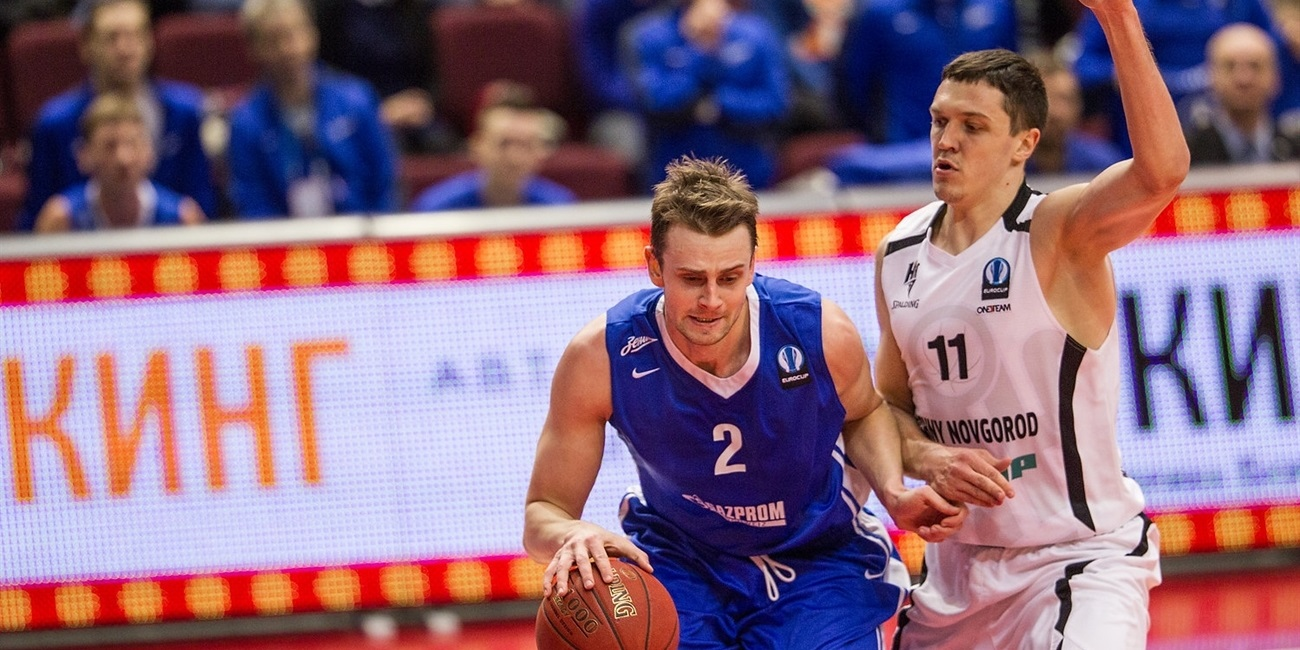 Unics brings back forward Antipov