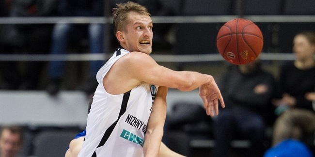 Inside the quarterfinals: Strasbourg vs. Nizhny Novgorod