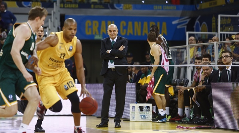 Dusko Vujosevic - Limoges CSP - EC15 (photo Gran Canaria)