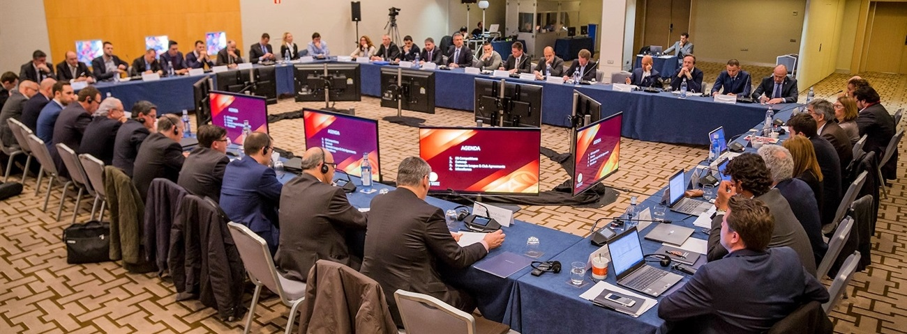 Clubs, domestic leagues and Euroleague Basketball hold working group on future of European club competitions