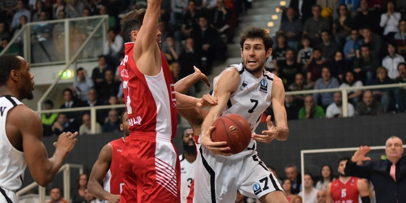 Quarterfinals Game 1 report: Trento stands tall to defeat Milan 83-73 in Game 1