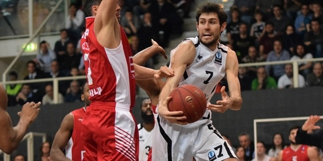 EA7 Milan adds All-Eurocup forward Pascolo