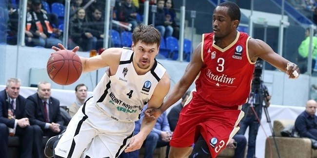 Lokomotiv signs experienced guard Baburin