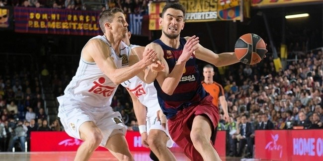 Top 16, Round 11: FC Barcelona Lassa vs. Real Madrid