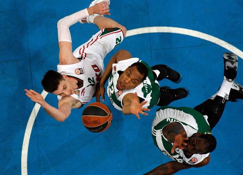 Vince Hunter - Panathinaikos Athens - EB15