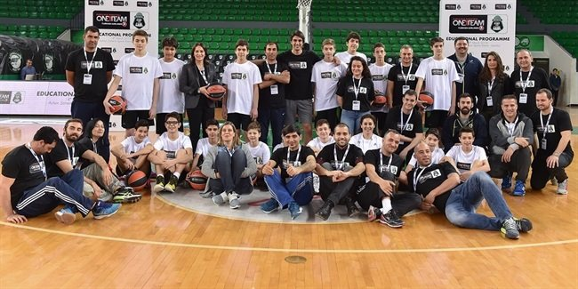 Euroleague Basketball, Dogus Group launch social responsibility collaboration