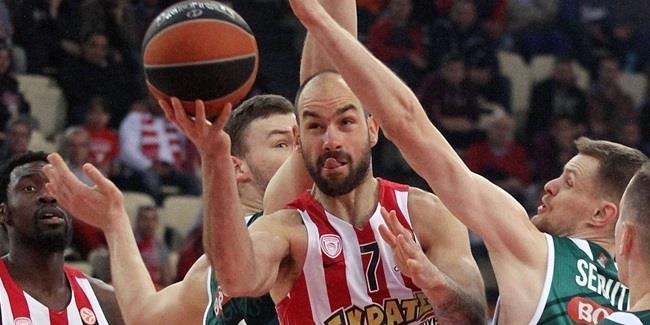 Spanoulis, Olympiacos together through 2018