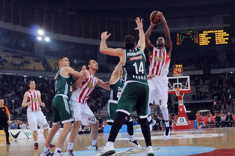 D.J. Strawberry - Olympiacos Piraeus - EB15