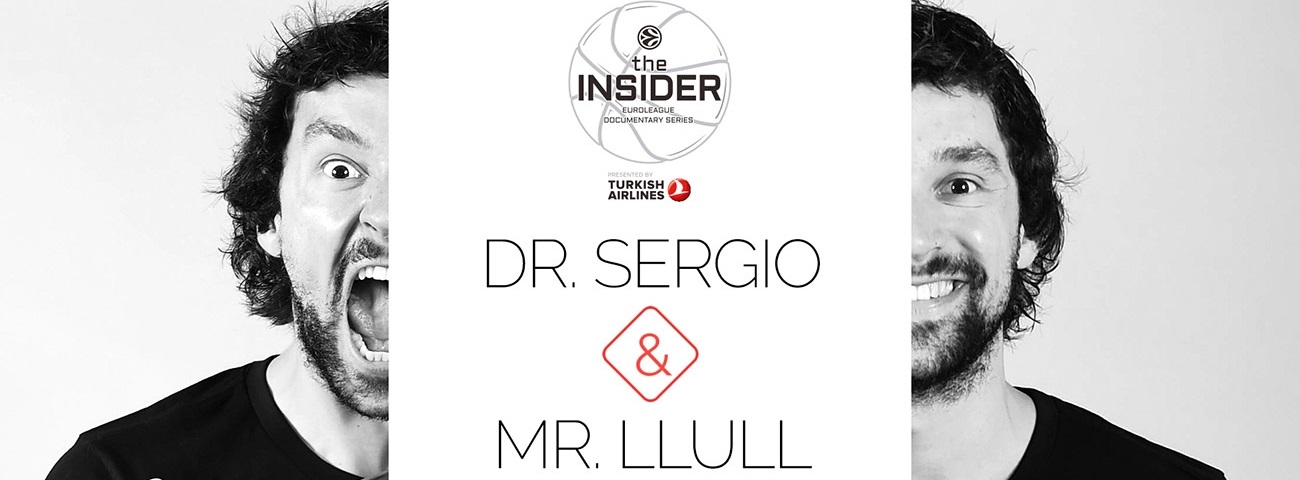 "Coming soon: ""Dr. Sergio & Mr. Llull"" of The Insider Euroleague Documentaries Series"