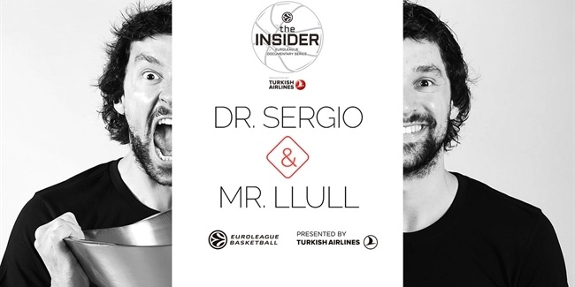 """Coming soon: """"Dr. Sergio & Mr. Llull"""" of The Insider Euroleague Documentaries Series"""
