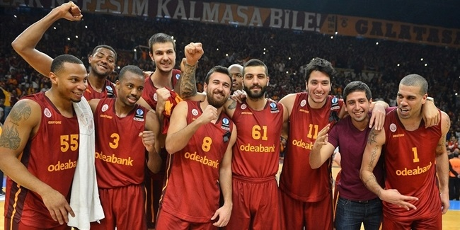 Road to the Finals: Galatasaray Odeabank Istanbul