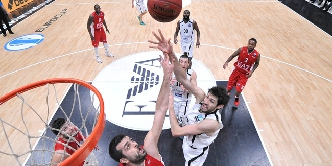 Trento, former All-EuroCup forward Pascolo reunite