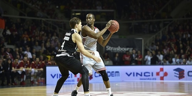 Quarterfinals, Game 2: Strasbourg vs. Nizhny Novgorod