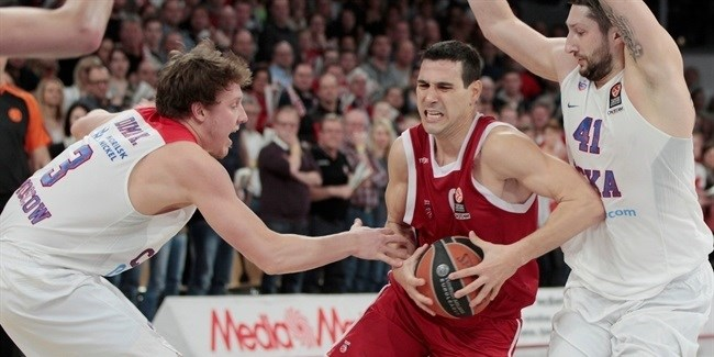 Top 16, Round 12 report: Brose Baskets Bamberg stuns CSKA in thriller