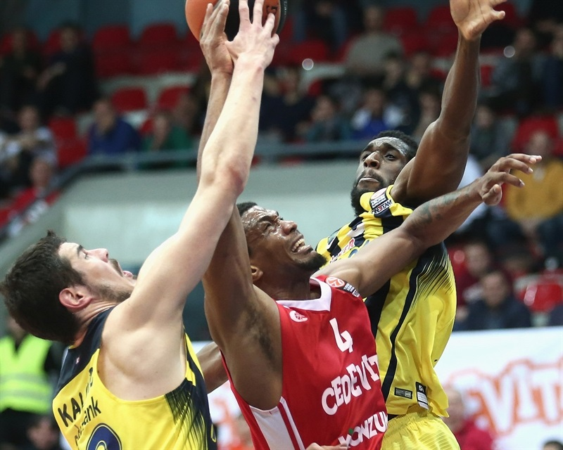 James White - Cedevita Zagreb - EB15