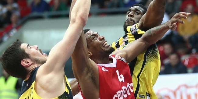 Top 16, Round 12 report: Cedevita makes history with 30-point rout of Fenerbahce