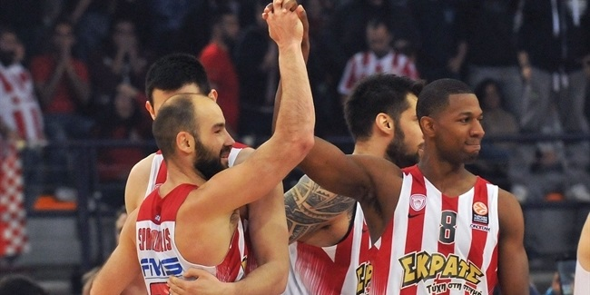 Domestic roundup: Spanoulis lifts Reds to 2OT win over Greens and Greek crown repeat