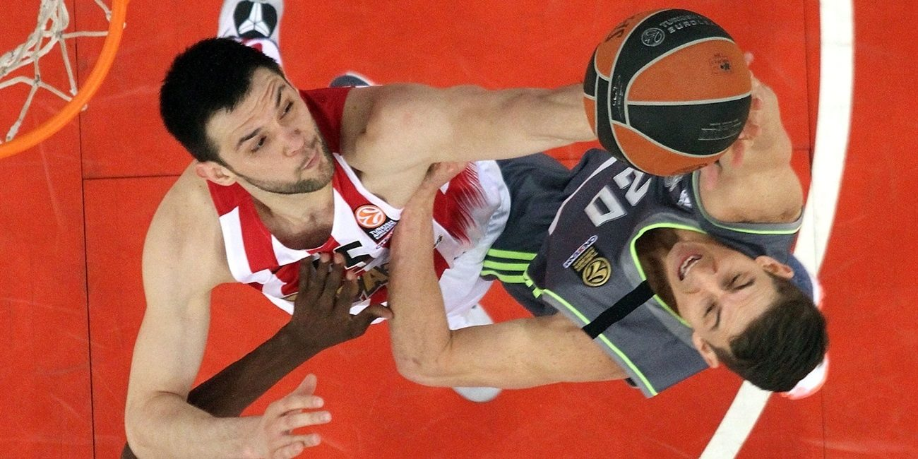 Top 16, Round 12 report: Mantzaris's career night leads Olympiacos over the champs