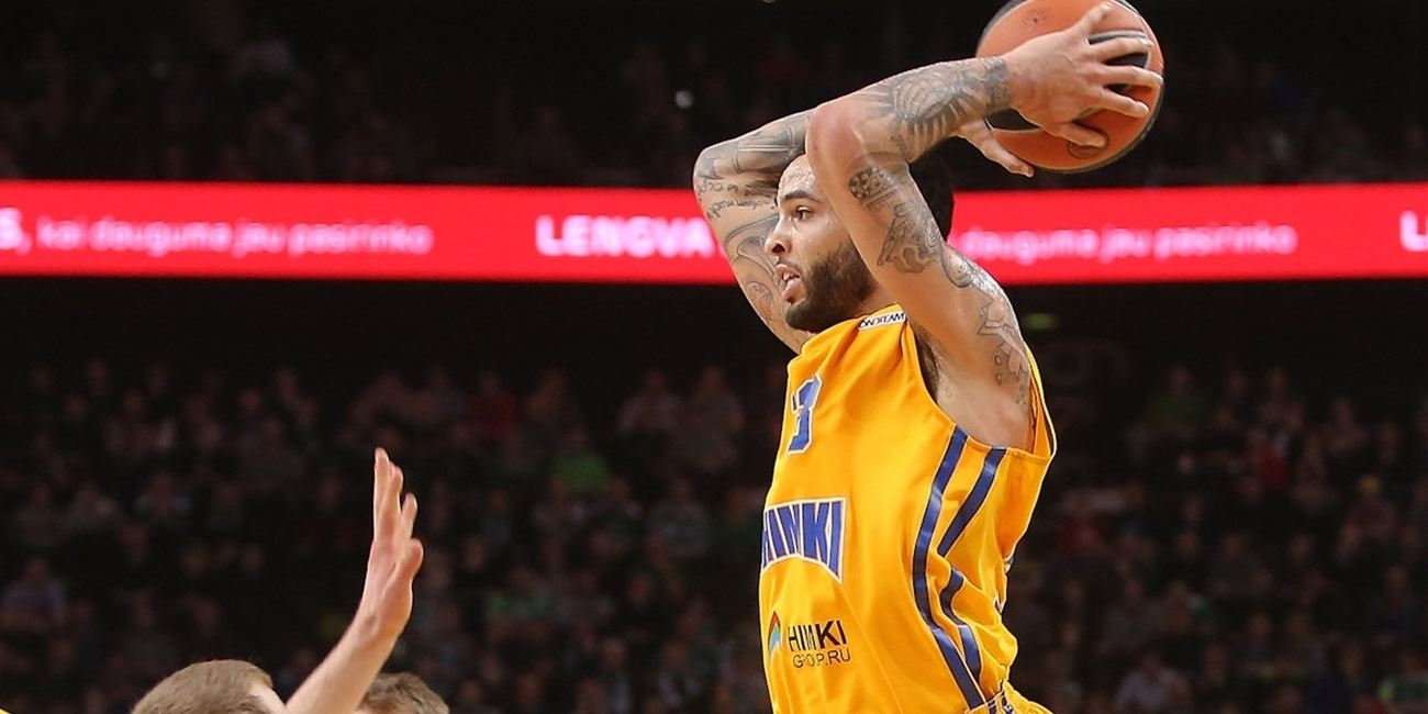 Anadolu Efes lands athletic forward Honeycutt