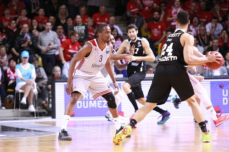 Trent Lockett - Dolomiti Energia Trento - EC15 (photo Strasbourg - Philippe Gigon)