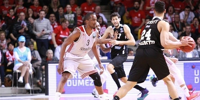 Semifinals Game 1 report: Trento opens semifinals with win at Strasbourg