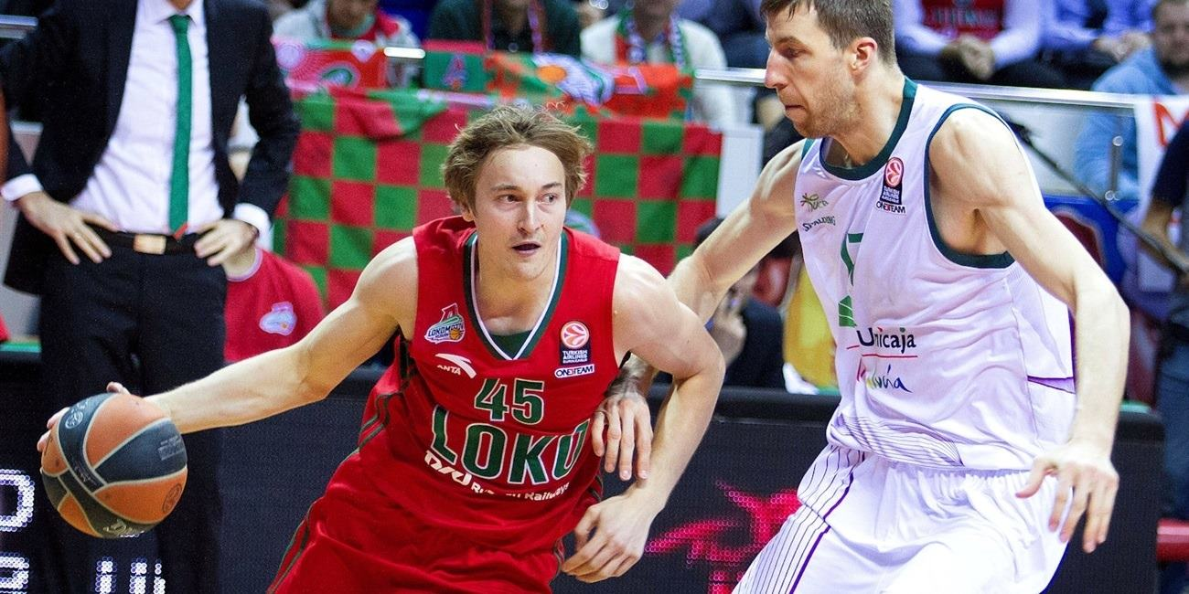 Top 16, Round 13 report: Delaney, Janning lead Lokomotiv over Unicaja