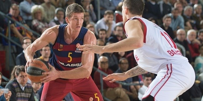 Top 16, Round 13: FC Barcelona Lassa vs. Brose Baskets Bamberg