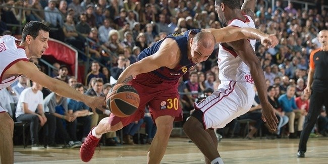 Top 16, Round 13 report: FCB Lassa blasts Bamberg, improves playoff hopes