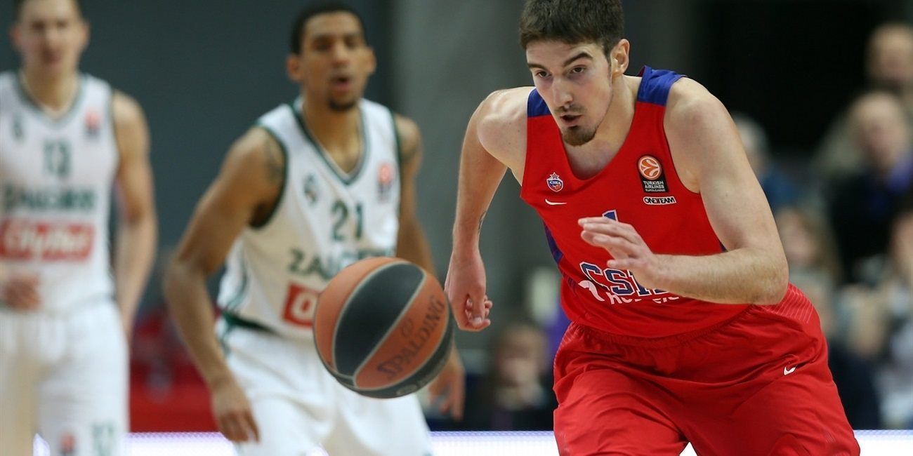 Top 16, Round 13 report: De Colo helps CSKA clinch home-court for playoffs by beating Zalgiris